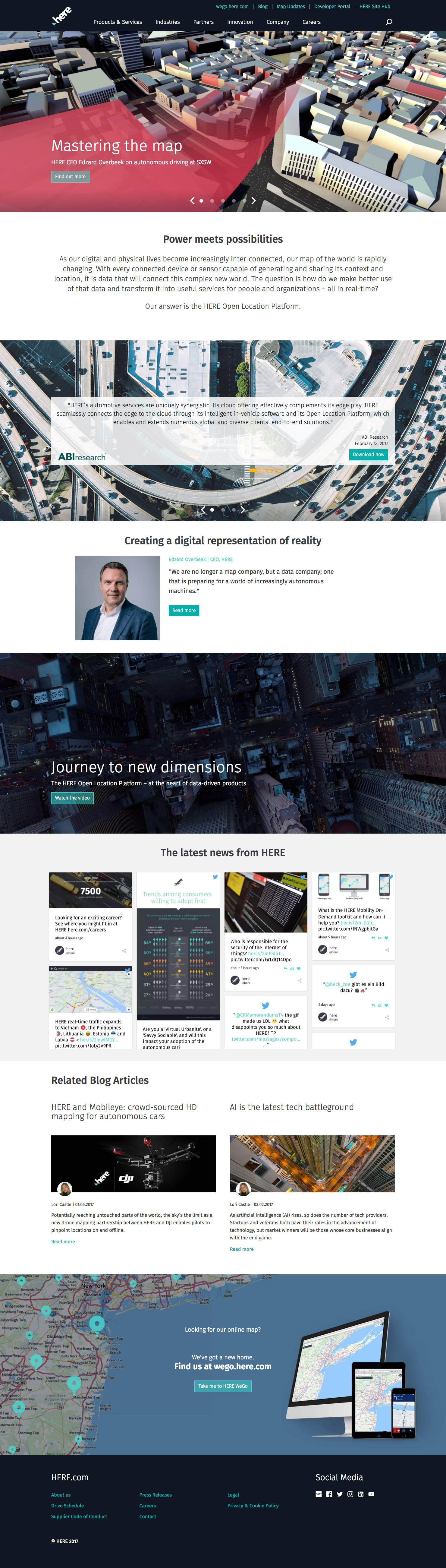DavidStreit-HERE-Corporate-Website-4-Startseite